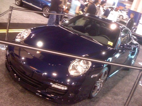 Spotted at 2008 Charlotte Auto Show